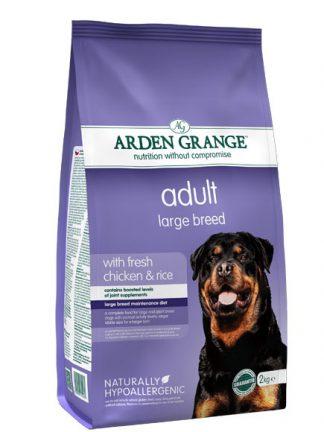 Briketi hrana za pse Arden Grange