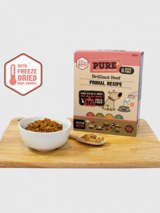hrana za pse Pure