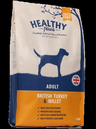 Briketi hrana za pse Healthy paws
