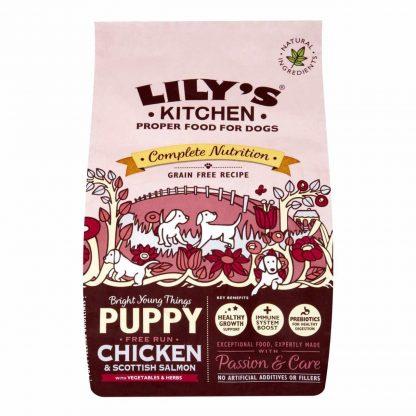 Briketi hrana za mladičke Lilys kitchen