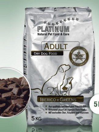 Polsuha hrana za pse Platinum