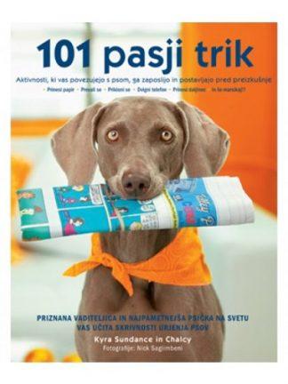 kyra sundance knjiga 101 pasji trik