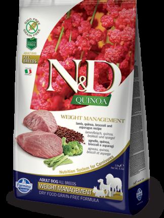 N&D hrana za pse za hujšanje za debele pse