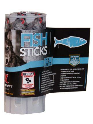mehke ribje palčke za pse alpha spirit fish sticks