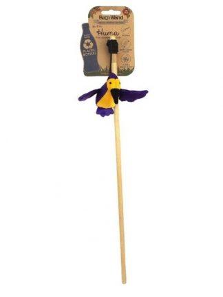 igračka za mačke na palici interaktivna trpežna