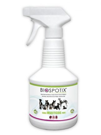 biogance naravni sprej proti zajedavcem geraniol olje biospotix za pse