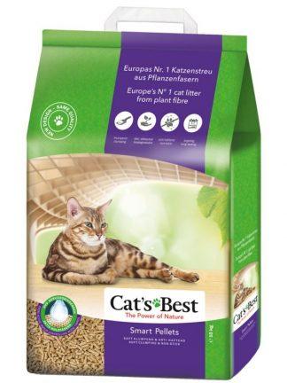 ekološki mačji posip peleti za dolgodlake mačke
