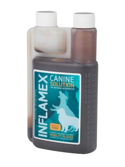 Inflamex protivnetna protibolečinska naravna tekočina bromelija