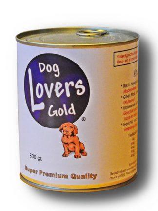 Dog Lovers Gold konzervirana hrana za pse piščanec riba jagnjetina