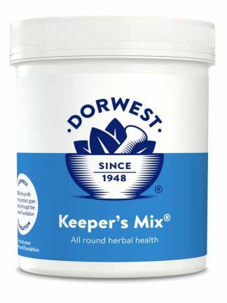 Dorwest čuvajeva mešanica prehransko dopolnilo za pse podporo organizmu mešanica zelišč