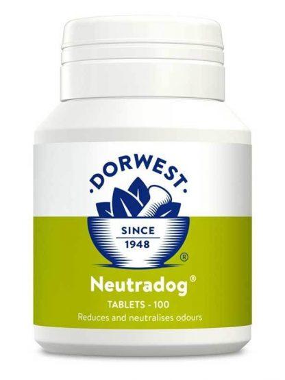 Dorwest neutradog naravno prehransko dopolnilo za pse za čiščenje telesa razstrupljanje