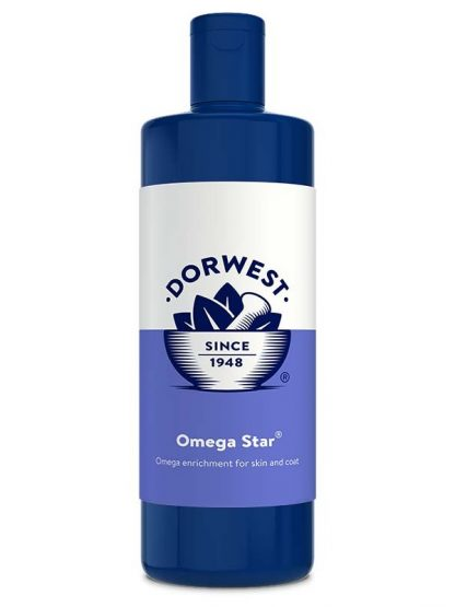 Dorwest omega star prehransko dopolnilo za imunski sistem in dlako