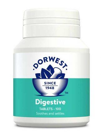 Dorwest tablete za izboljšanje prebave naravno prehransko dopolnilo za pse