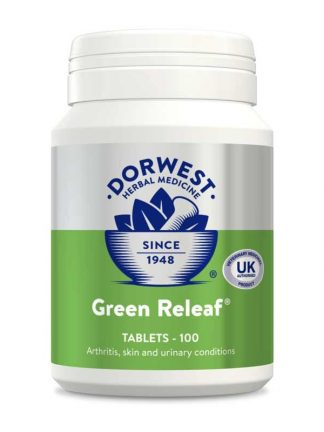 Dorwest green releaf zelenjavna mešanica naravni prehansko dopolnilo za pse za podporo organizmu