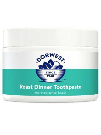 naravna zobna pasta za pse z okusom govedine mentol osvežuje dah