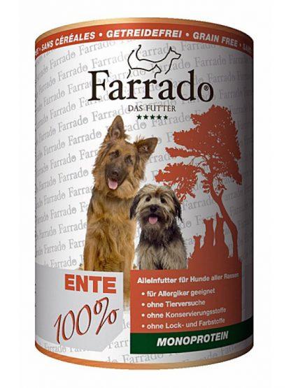 Farrado mokra hrana za pse 100% meso raca bred dodatkov žitaric za občutljive pse