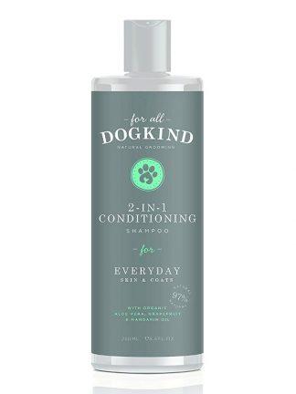univerzalni šampon in balzam v enem za pse nežen