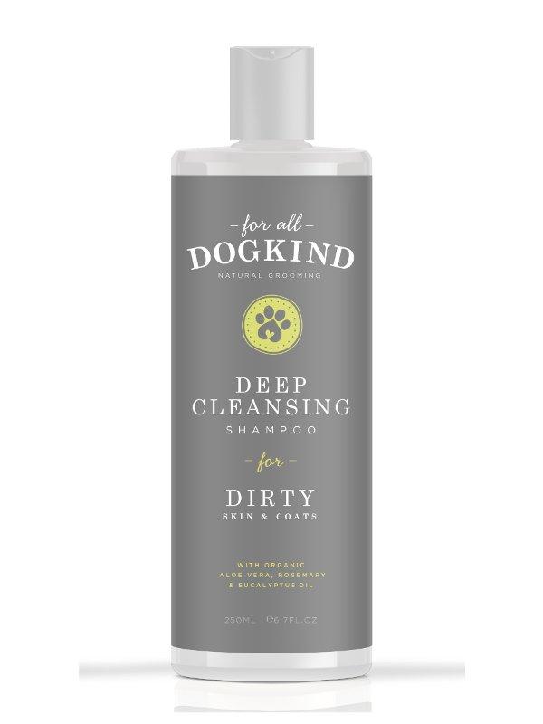 FOR ALL DOGKIND DEEP CLEANSING ŠAMPON