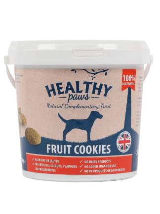 piškoti za pse healthy paws s sadjem brez dodatkov konzervansov naravni