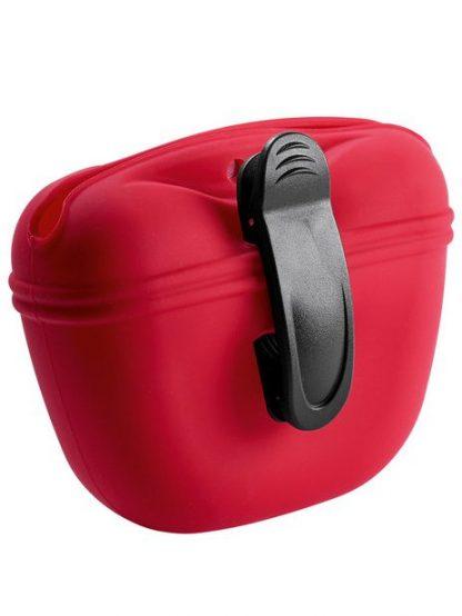 torbica za priboljške hunter silikonska za pse