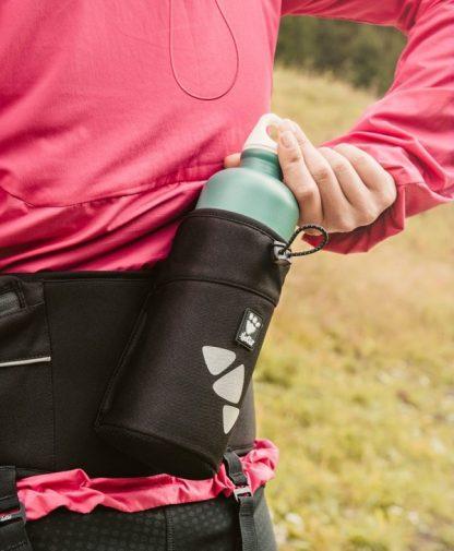 hiker belt za pohode s psom proste roke quick release bidon flaška voda