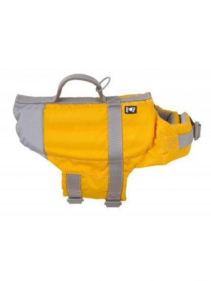 rešilni jopič za psa hurtta oranžen ploven popoln najboljši