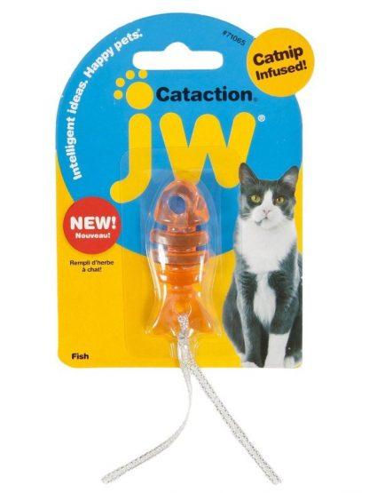 mačja igračka riba meta za mačke tpr trpežna