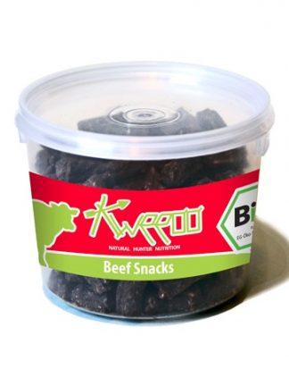 mini priboljški za nagrajevanje kweeoo bio jagnjetina naravni brez dodatkov konzervansov in žitaric