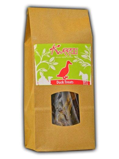 Kweeoo celi račji vratovi naravni prigrizki za pse brez konzervansov barvil in žitaric