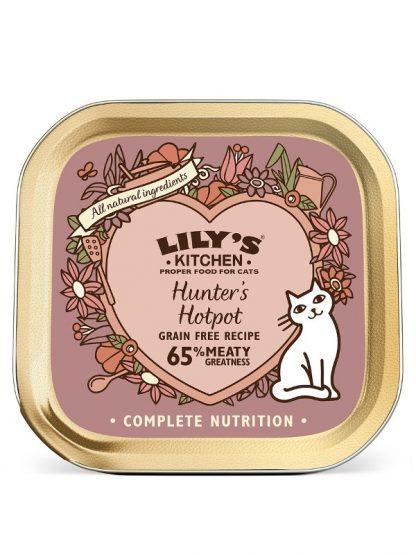 lilys kitchen hunter hotpot hrana mačke