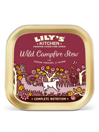 Lilys Kitchen konzerva za pse divjačina fazan obara brez žitaric 150