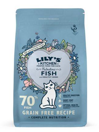 briketi za mačke riba lilys kitchen brez žitaric
