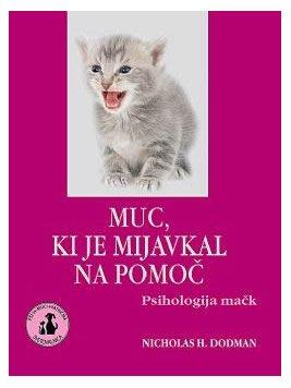 knjiga muc ki je mijavkla na pomoč debora psihologija mačk