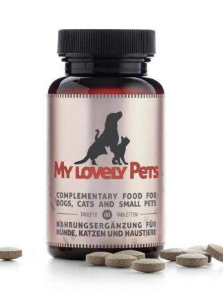 my lovely pets cbd tablete naravno prehransko dopolnilo za pse