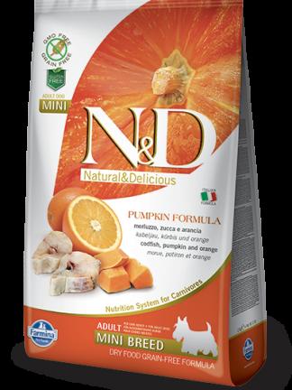 N6D hrana za pse mini polenovka