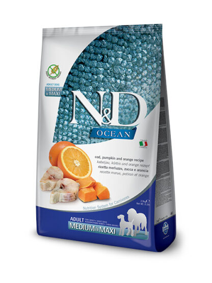 N&D hrana za pse riba