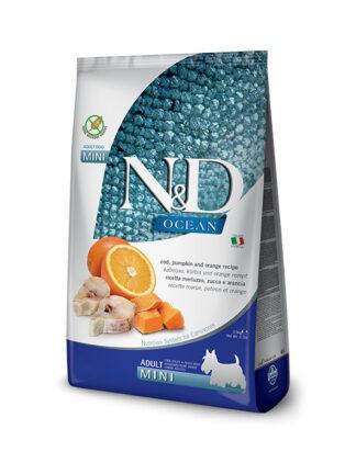 N&D hrana za male pse riba