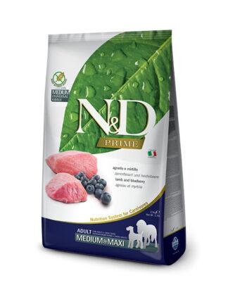 N&D hrana za pse jagnjetina