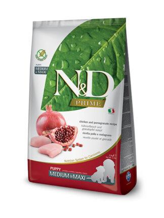 N&D hrana za mladiče