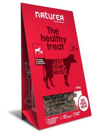 priboljški za pse naturea govedina mehki