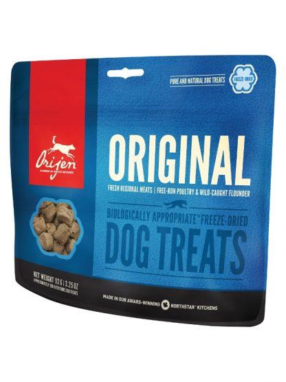 Orijen pasji priboljški original mešano meso sušeno z zamrzovanjem