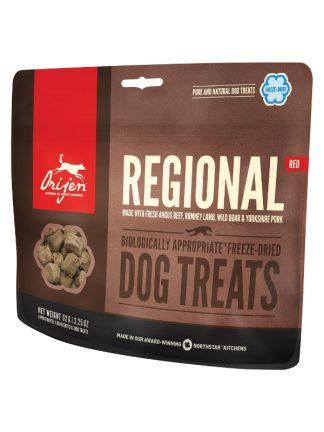 Orijen pasji priboljški regional red rdeče meso