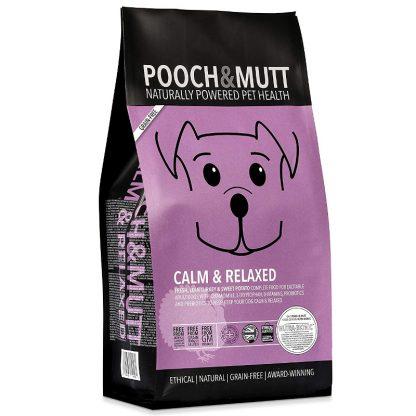 Pooch Mutt hrana za pse pomirja puran triptofan