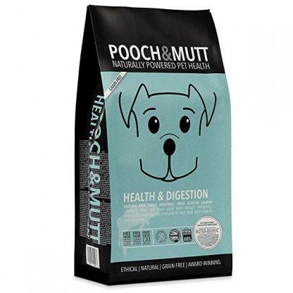Pooch Mutt hrana za pse prebavo zdravje