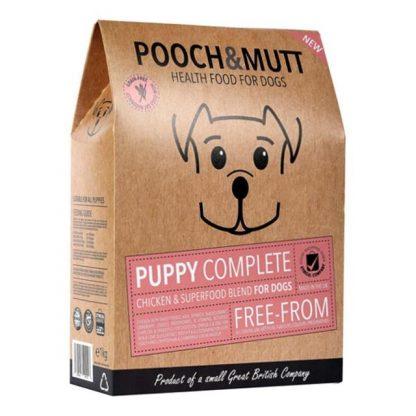 Pooch Mutt super živila pasja hrana za mladiče