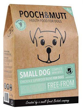 Pooch Mutt super živila pasja hrana za majhne pasme