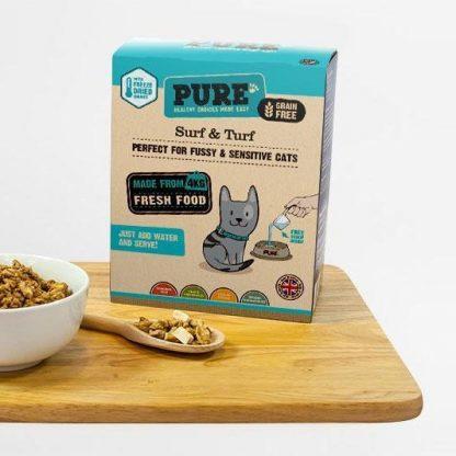 dehidrirana hrana za mačke riba govedina