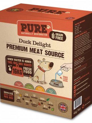 Pure dehidrirana hrana za pse raca