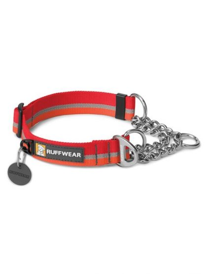 polzatezna martingale ovratnica za pse na ketnco rdeča kvalitetna nerjaveča