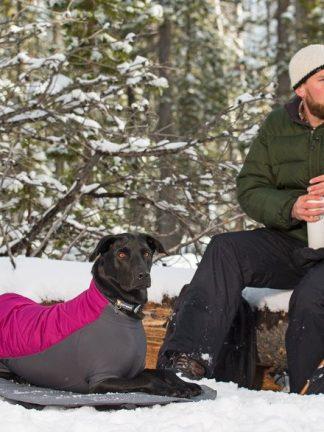 zložljiva blazina za pse ruffwear proti mrazu lahko vodoodporno
